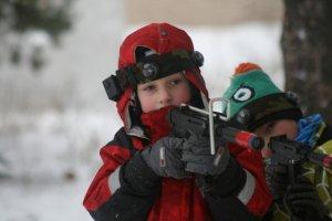 Лазертаг в Москве для детей и взрослых | Клуб Форпост