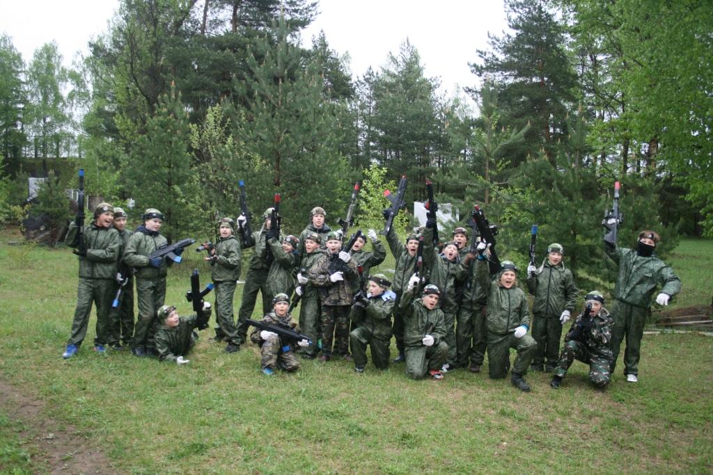 Лазертаг в Москве: военно-спортивные игры — спорт и удовольствие! Приходите сами и приводите детей в «Форпост», подарите им здоровье и радость!